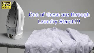 3 Good Reasons to use Laundry Starch!