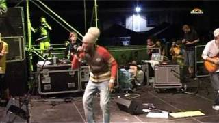 "Jah Mason    ""Wheat and tears"" "" ""Burn dem for a purpose""Live @ Ostróda Reggae Festival 2010"