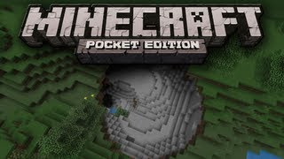 Awesome CRATERS Seed - Minecraft Pocket Edition
