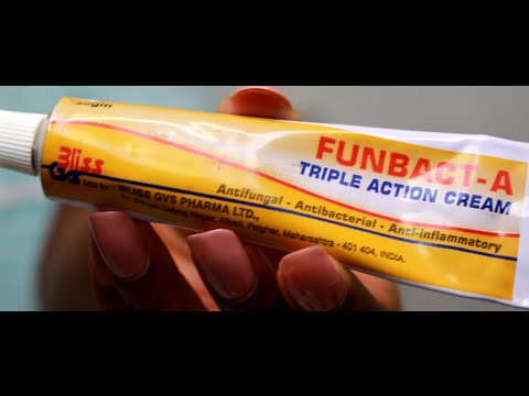 How To: Spot/Pimple Free Using Funbact-A Cream