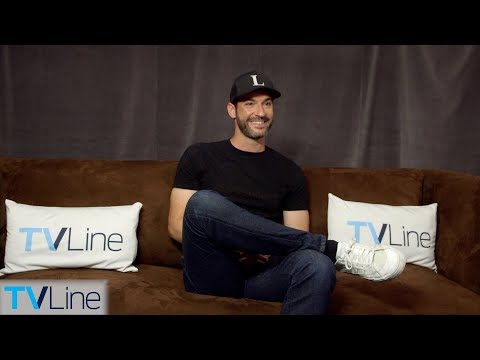 Tom Ellis Talks 'Lucifer' Nudity & Netflix Move  ComicCon 2018  TVLine