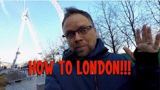 5 London Travel Tips - Sunday Sofatime ep. 77
