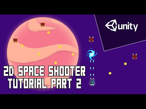 Unity 2d Space Shooter Tutorial Part 2 Player Input