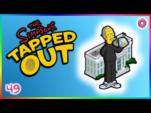 The Simpsons: Tapped Out - The Old Heist (III)