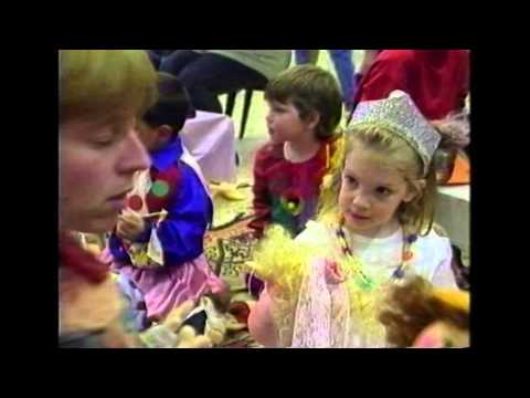 פורים לילדים 1994