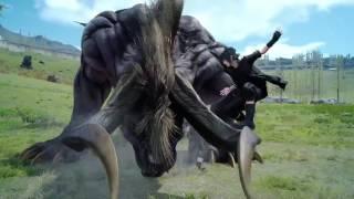 Final Fantasy XV - Trailer E3 2016