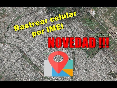 Rastrear celular por IMEI