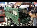 Vw type 3 Fully restored Vw event UK 2014 VolksWorld