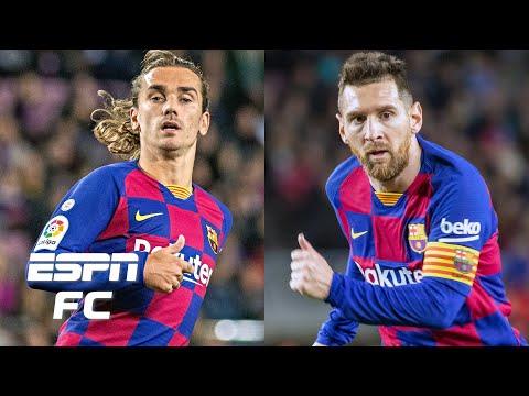 Antoine Griezmann was never going to supplant Lionel Messi at Barcelona - Ale Moreno | La Liga