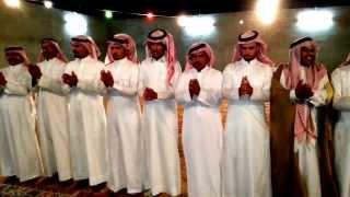 دحية  فرقة الراجف بقصيدة سليمان بن سعيد الرضمه العطوي (ابومساعد) رحمه الله