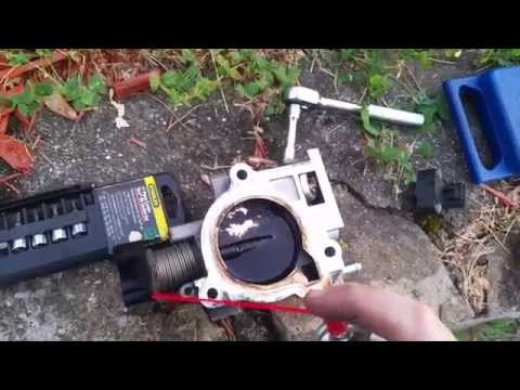 Hqdefault on Dodge Throttle Body Cleaning