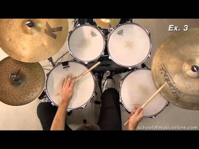 Samba Basics For Drumkit