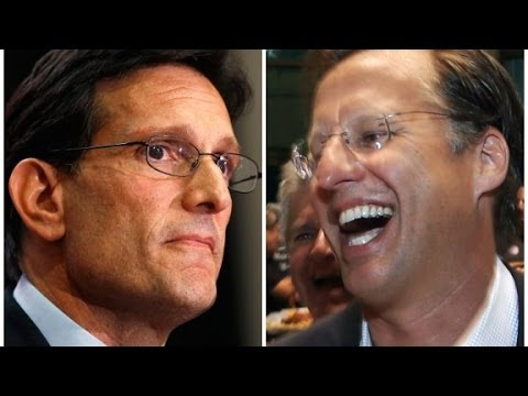 Even primary winner was surprised he beat Eric Cantor
