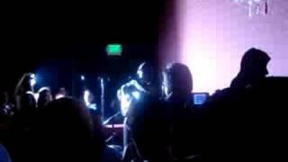 IAMX Mercy (Acoustic Live)