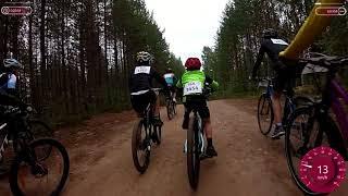 Cykelvasan 30 2018 med Hjalmar