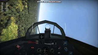 War Thunder: Me 163 Komet - Bridge of Doom