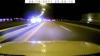 Видеорегистратор DVR 027 Баку ночь