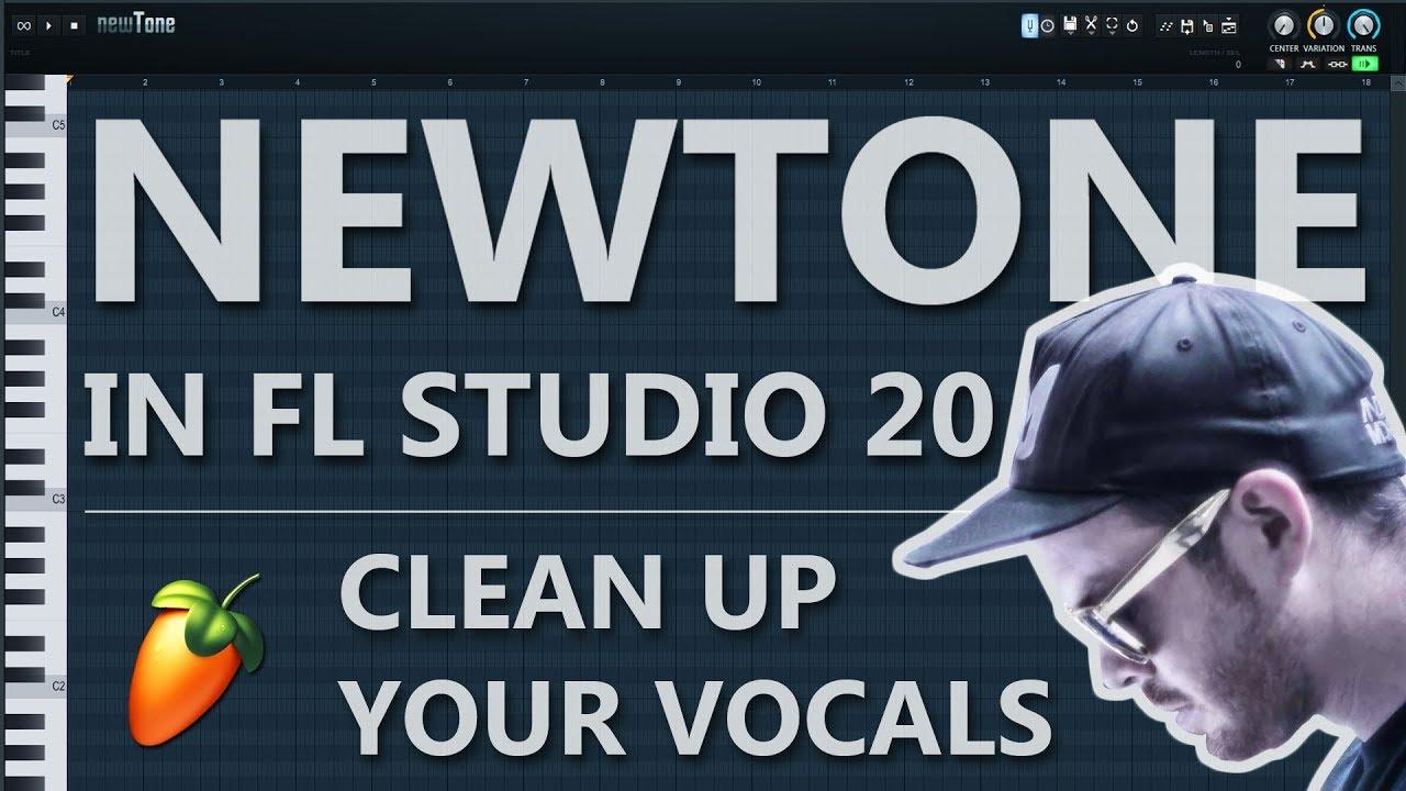 How To Use Newtone In FL Studio 20 | Tutorial
