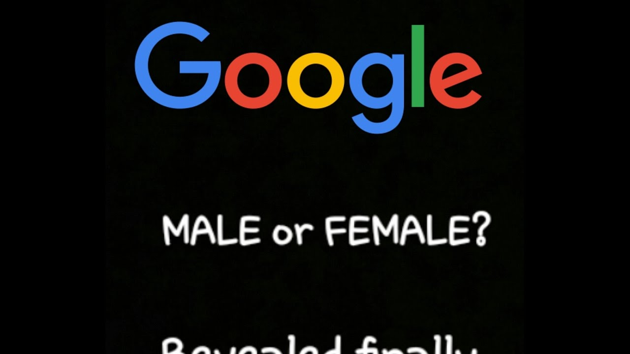 Is google male or female? | Google | Funny video| Ok Google | Jokes ...