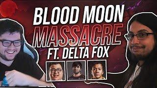 DELTA FOX REUNION   SAME TIME! SAME PLACE!! ft. Imaqtpie, Scarra, Voyboy, Shiphtur