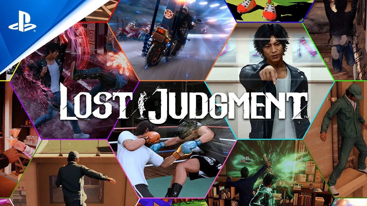 Lost Judgment - The Detective's Toolkit | PS5, PS4