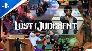 Lost Judgment - The Detective's Toolkit   PS5, PS4