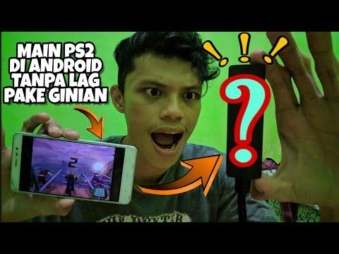 Cara Main PS2 Di Android Tanpa Lag !!! (NO ROOT)