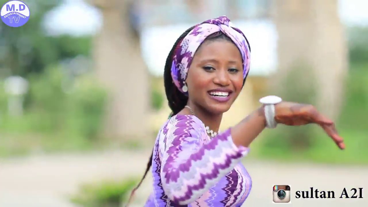Download Ango Ga hanuna rike Adam A Zango ft Ummi Gombe Latest Hausa Song 2019ng