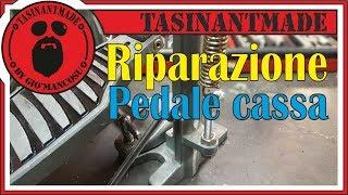 tecnica pedale