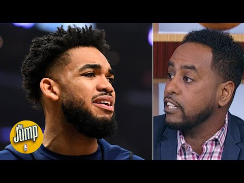 Karl-Anthony Towns has played terrible defense and D-Lo won't fix that - Amin Elhassan   The Jump
