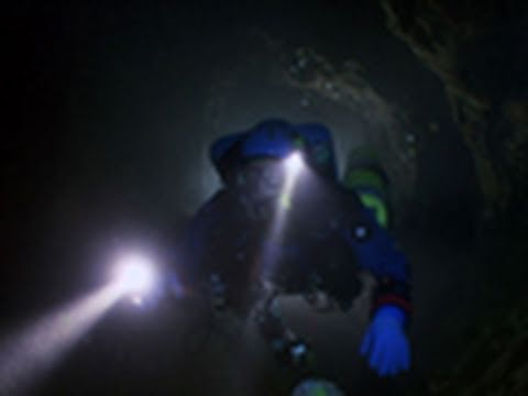 Record Cave Dive Leaves Mystery | National Geographic
