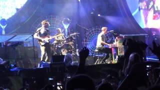 Coldplay - Paradise (live) @ Stadion Narodowy, Warszawa, 19.09.2012