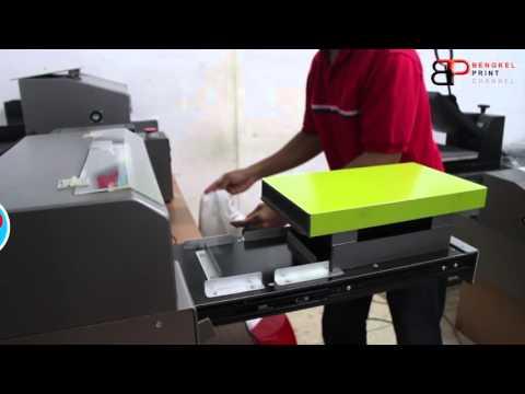 Tutorial Printer DTG A4 Terang BP-jet