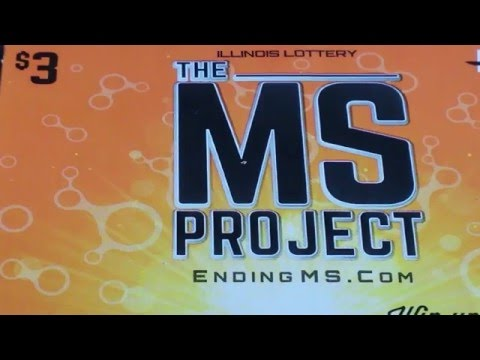MS PROJECT - IL. LOTTO SCRATCHCARDS... PART 5 OF 5!!!