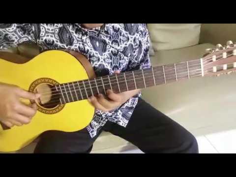 Es Lilin - Lagu Daerah Jawa Barat (Fingerstyle Cover)