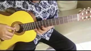 Gambar cover Es Lilin - Lagu Daerah Jawa Barat (Fingerstyle Cover)
