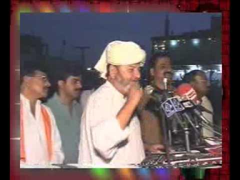 Nawab Mumtaz Ali Khan Bhutto Sewan Jalso Part 2 By...