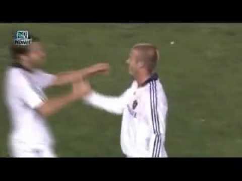 Nhung ban thang dep cua Beckham