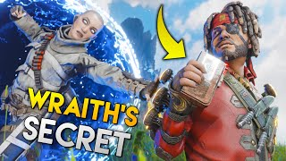 *EASTER EGG* Wraith's SECRET FOUND! | Best Apex Legends Funny Moments and Gameplay - Ep. 212