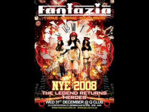 Ratpack Fantazia NYE 2008