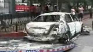 CCTV9: Xinjiang Urumqi Violence  (Uygur Autonomous Region)