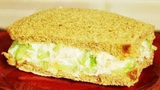 Chicken Salad Sandwich Classic Recipe