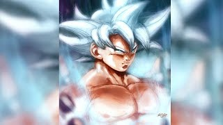 Super Saiyan White / Silver = Mastered Ultra Instinct? Dragon Ball Super Stream