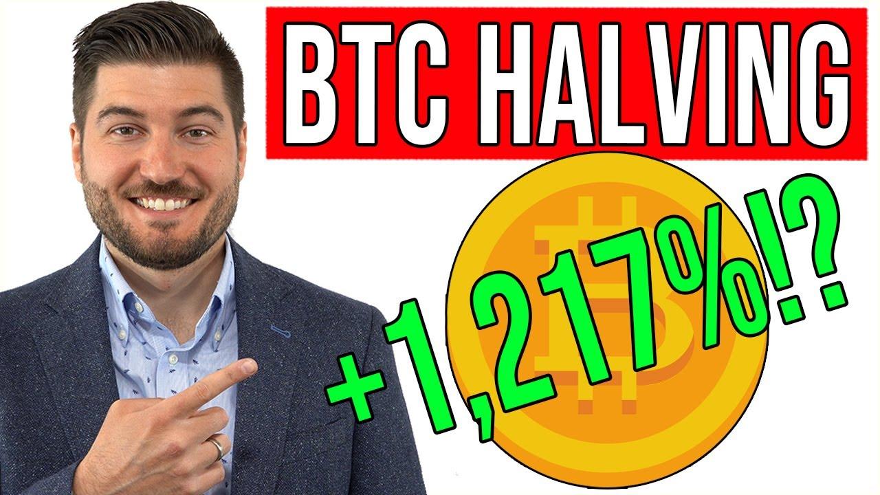 Bitcoin Halving 2020: Explanation & Price Prediction - YouTube