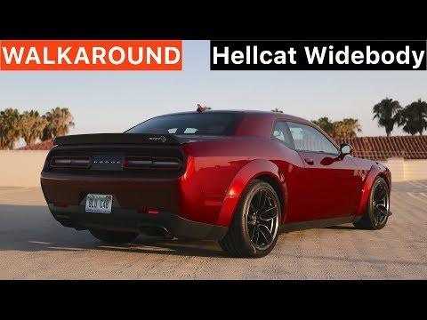 dodge-challenger-srt-hellcat-widebody-walkaround-+-sound-(no-talking)