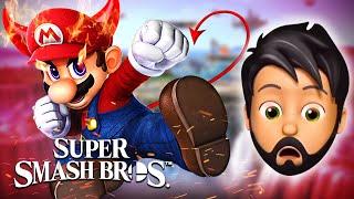 EVIL MARIO!! | Super Smash Bros Ultimate | Fan Choice Friday