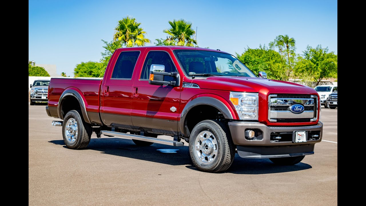 2016 ford f 350 king ranch walkaround youtube. Black Bedroom Furniture Sets. Home Design Ideas