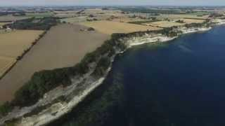 Phantom 3 - Stevns Klint - Long range test (4 km)
