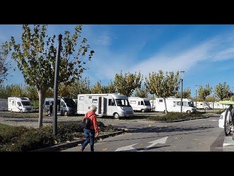 Stellplatz Murcia-Spanien (kostenlos)