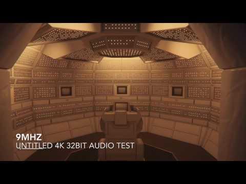 9MhZ  Untitled 4k lossless 32 bit audio test  Phrozen Records